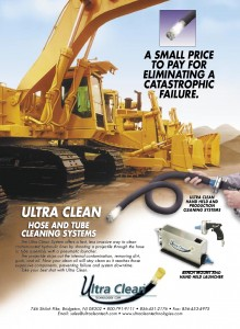 Small Price to Pay, Ultra Clean Ad