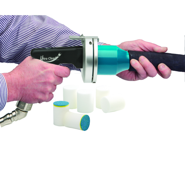 Ultra Clean hose and tube cleaning systems