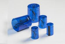 Heat-shrinkable clean seal capsules