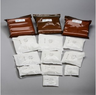 "Projectile kit for cleaning applications from 1/4"" through 2"" ID 