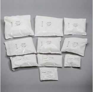 "Projectile kit includes 11 bags for cleaning 1/4"" through 1-1/4"" applications"