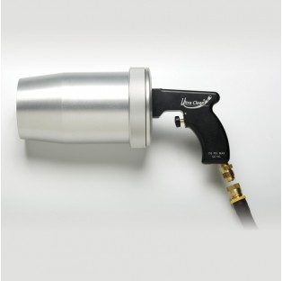 "4-1/2"" Hand Launcher with Cleaning Cpability of 1/8"" through 4-1/2"" applications"