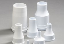 Dual-use nozzles for both nominal-inch tubing and JIC fittings