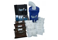 "Complete starter kit for hose shops and fabrication cells. capable of cleaning applications up to 2"" ID"