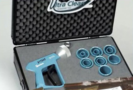 Detailed look at Ultra Clean's Projectile Launchers